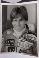Formule I - Manfred WINKELHOCK - 1984 - Car Racing - F1