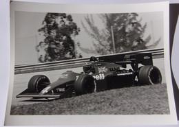 Formule I - Stefan BELLOF Sur Tyrell Ford - 1984 - Car Racing - F1