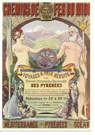 CPM - CENTENAIRE Editions - TOURISME - 71 - CHEMINS DE FER DU MIDI - Other