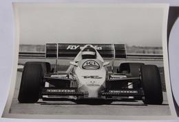 Formule I -  Jacques LAFFITE Sur Williams Honda - 1984 - Car Racing - F1