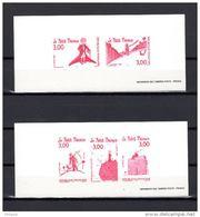 """✅ """" LE PETIT PRINCE D'ANTOINE DE ST-EXUPERY """" Sur 2 Gravures Officielles De 1998 Du N° YT BF 20  En Parft état - Documents Of Postal Services"""