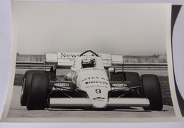 Formule I - Philippe ALLIOT Sur R.A.M. HART - 1984 - Car Racing - F1