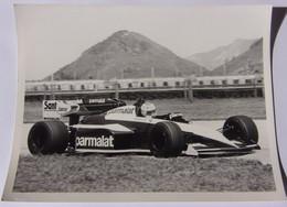 Formule I - Nelson PIQUET Sur Brabham B.M.W. - 1984 - Car Racing - F1
