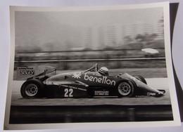 Formule I - Ricardo PATRESE Sur Alfa Roméo - 1984 - Car Racing - F1