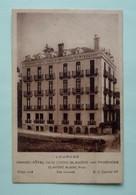 65 - LOURDES - GRAND HÔTEL DE LA CROIX BLANCHE DES PYRENEES -CLAVERIE ALBERT Propriétaire - Hotels & Restaurants