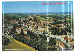Puylaurens Vue Générale - Puylaurens