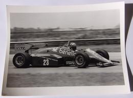 Formule I - Eddie CHEEVER Sur Alfa Roméo - 1984 - Car Racing - F1