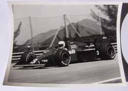 Formule I - Martin BRUNDLE Sur Tyrelli Ford - 1984 - Car Racing - F1