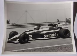 Formule I - Téo FABI Sur Braham B.M.W. - 1984 - Car Racing - F1