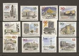 Allemagne Berlin 1965/6 - Nouveau Berlin - Série Complète MNH - - Lots & Kiloware (mixtures) - Max. 999 Stamps