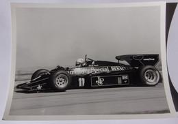 Formule I - Elio Del ANGELIS Sur J.P.S Lotus - 1984 - Car Racing - F1