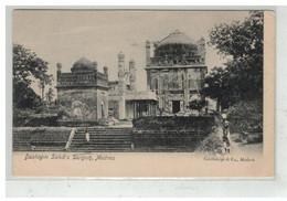INDE INDIA #17837 MADRAS DUSTAGIRI SAHIB S DURGAH - India