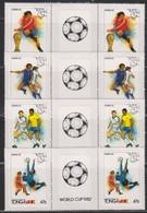 Soccer World Cup 1982 - TONGA - LOT MNH - 1982 – Espagne