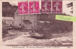23-Le PALAIS (CREUSE)-Environs De Bourganeuf- Le PALAIS- La MINOTERIE-Ecrite 1936                      (9/4/21) - Other Municipalities