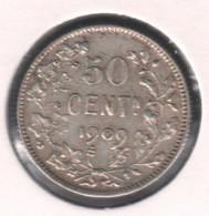 LEOPOLD 2 * 50 Cent 1909 Vlaams * Z.Fraai / Prachtig * Nr 10360 - 06. 50 Céntimos