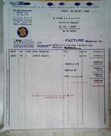 G 21  Facture / Document   Entete Compagnie Du Jouet...  à Paris - Altri