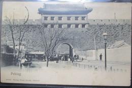 Chine Peking Gate  Cpa - Chine