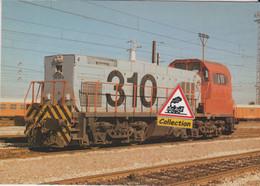 Diesel Série 310.001 à 060, à Saragosse-Delicias (Espagne)  - - Equipment