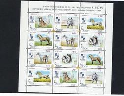 España.Año 1998.Exposición Mundial De Filatelia.España 2000. - Blocks & Sheetlets & Panes