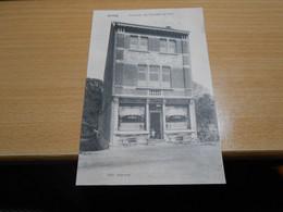 AMAY   Taverne Du Chemin De Fer  Vers 1910 - Amay