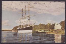 Finlande  MARIEHAMN  Pommern  9 X14   2 Scans - Finland