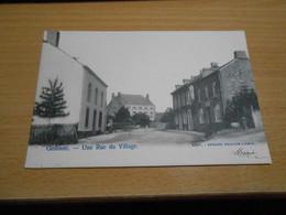 GEDINNE Une Rue Du Village - Gedinne