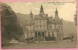 C.P. Juslenville  =   Château RITTWEGER  Face  Vers  Theux - Theux