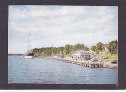 Finlande  MARIEHAMN  Västerhamn   9 X14   2 Scans - Finland