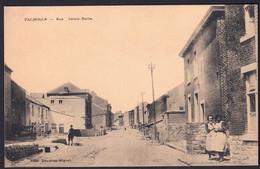 +++ CPA - FALISOLLE - Rue Sainte Barbe  // - Sambreville
