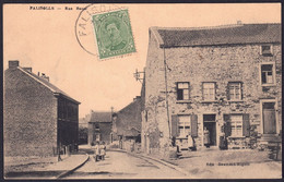 +++ CPA - FALISOLLE - Rue Basse - Carte Animée  // - Sambreville