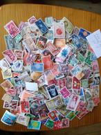 K9-LOTE TODOS DIFERENTES ,SIN TASAR.1100 SELLOS DISTINTOS MUNDIALES,UNIVERSALES,COMO YA SABEN ESTOS LOTES JAMAS EST - Lots & Kiloware (mixtures) - Min. 1000 Stamps