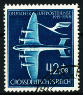 3. REICH 1944 Nr 868 Gestempelt X5D6A76 - Used Stamps