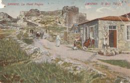 Greece Grece Rare Family Archive Collection Turkey SMYRNE  Greek Occupation Period - Grèce