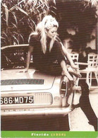 AUTOMOBILE/BRIGITTE BARDOT/PUBLICITE RENAULT FLORIDE 1959 - Turismo