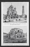 1925  -  POLOGNE VARSOVIE . DEMOLITION DE L EGLISE ORTHODOXE SOBOR . 3V316 - Sin Clasificación