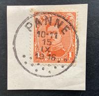 OBP135 + 136 EC PANNE 15 IX 1916 - 1915-1920 Alberto I