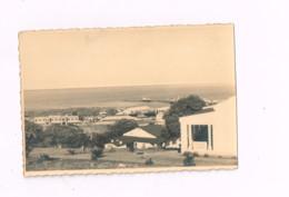 Carte-photo.Albertville.Le Port.La Gare. - Belgisch-Congo - Varia
