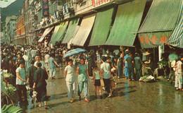 ~~ The Market Place In Canal Road Wanchai Hong Kong - China (Hong Kong)