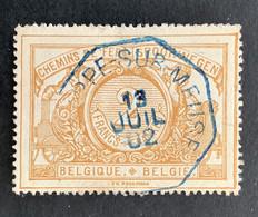TR27 Gestempeld JEMEPPE SUR MEUSE - 1895-1913