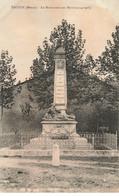55 TROYON #21563 LE MONUMENT AUX MORTS 1914 1918 - Other Municipalities