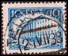1932. EESTI.  UNIVERSITY OF TARTU  10 S. LUXUS Cancel.  (Michel 95) - JF417582 - Estonia