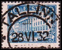 1932. EESTI.  UNIVERSITY OF TARTU  10 S. LUXUS Cancel.  (Michel 95) - JF417585 - Estonia