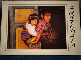 Guatemala Ninas De Totonicapan - Guatemala