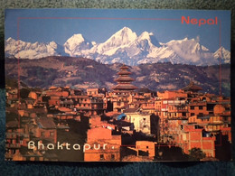 Nepal Bhaktapur - Népal