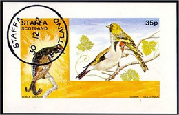 Staffa Scotland Goldfinch (A51-240a) - Sonstige