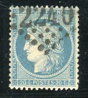 Superbe N° 37 Très Bien Centré - 1870 Besetzung Von Paris