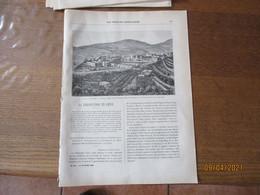 LES MISSIONS CATHOLIQUES DU 31 OCTOBRE 1884  LA PERSECUTION EN CHINE,EXCURSION DANS LE LIBAN,NIGER,RECITS INDIENS - Riviste - Ante 1900