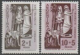 Argentina - #B38-39(2) - MNH - Unused Stamps