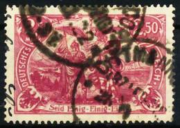 D-REICH INFLA Nr 115é Zentrisch Gestempelt X687382 - Used Stamps