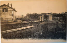 1159 - COTE D'AZUR - LA NARTELLE - La Gare - Sainte-Maxime